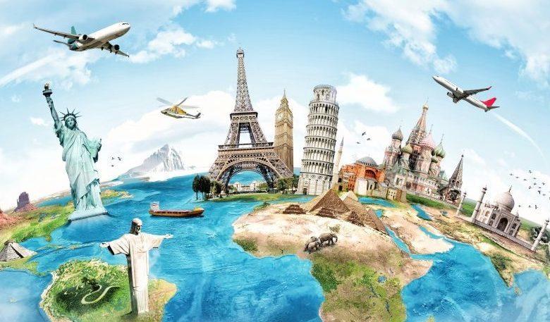 صورة أنواع السياحة في العالم حسب  النشاط  والمكان