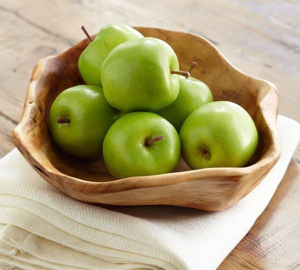 التفاح الأخضر للريجيم