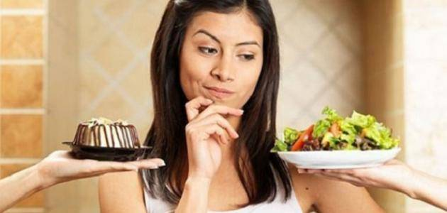 الحمية الغذائية لزيادة الوزن