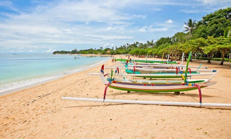 صورة السياحة الشاطئية في جزيرة بالي متعة ليس لها حدود