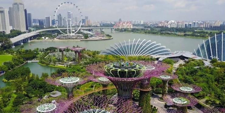 صورة السياحة في سنغافورة متعة ليس لها حدود