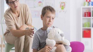 صورة الصحة النفسية للطفل