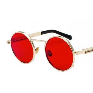 النظارات الشمسية المعدنية