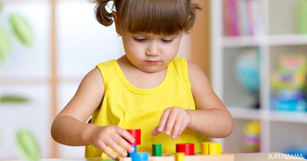 تنمية مهارات الأطفال