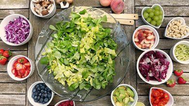 صورة جدول حمية غذائية
