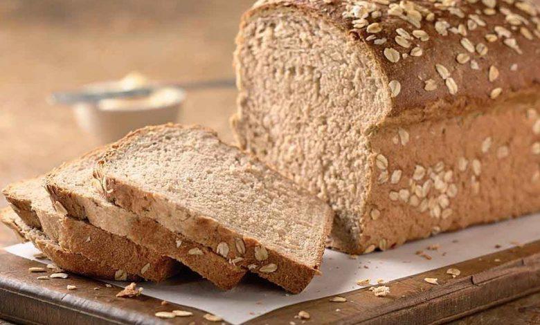 طريقة عمل خبز الشوفان و بذور الكتان