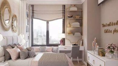 صورة ديكورات غرف نوم كيف تصنعين من غرفة نومك جنة