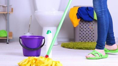 صورة التخلص من الفوضى ..طرق تنظيف المنزل