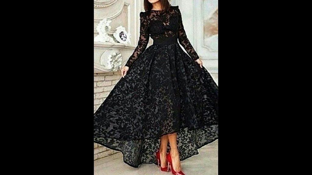 فستان تل الجوميه