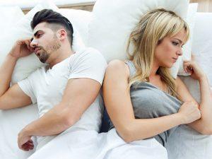 مشاكل في الحياة الزوجية