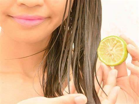 علاج قشرة الشعر