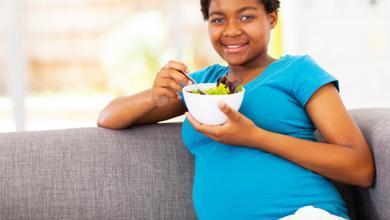 صورة الحمية الغذئية للحامل بطرق صحية