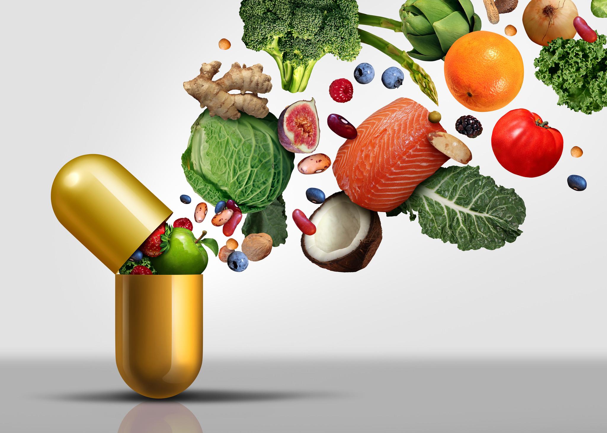 الغرض من الفيتامينات