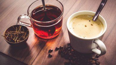 صورة الفوائد الصحية للشاي والقهوة.. أبرزها خفض الوزن وتحسن المزاج
