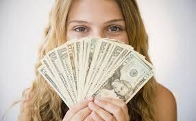 المال في المنام