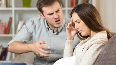 صورة المشاكل الزوجية أثناء الحمل