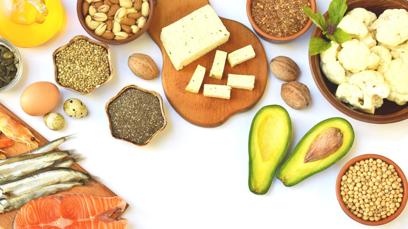 المغذيات التي تزيد من إنتاج