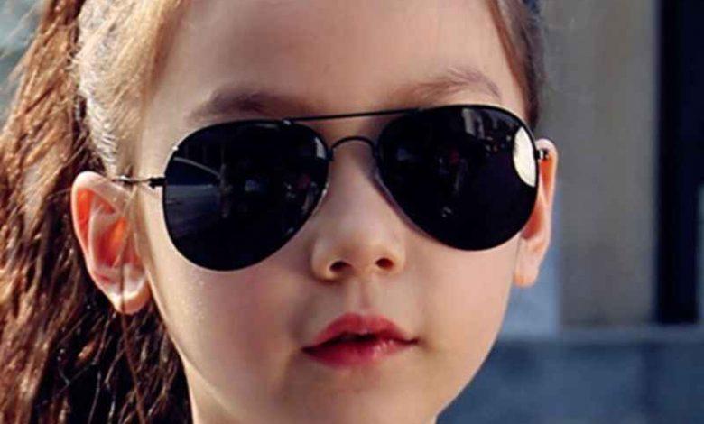 نظارات شمسية للأطفال