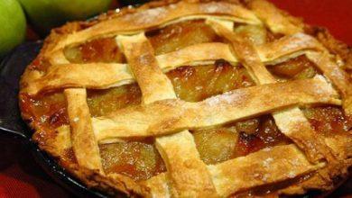 صورة طريقة عمل تارت التفاح خطوة بخطوة