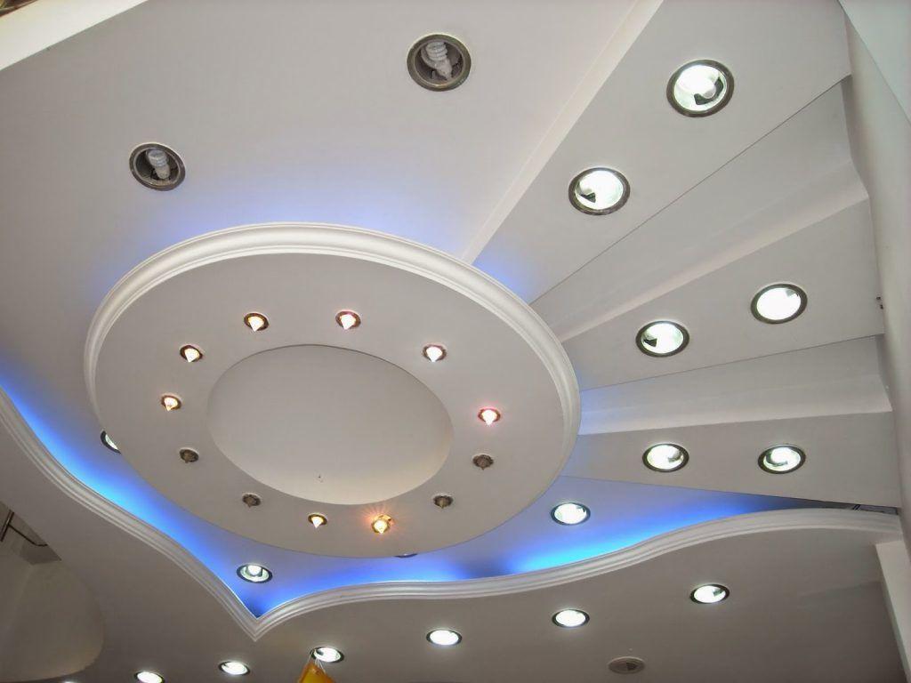 ديكور سقف