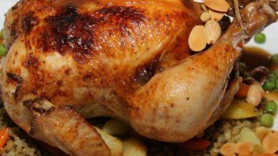 صورة تعرفي على مقادير 3 من أشهى طبخات دجاج