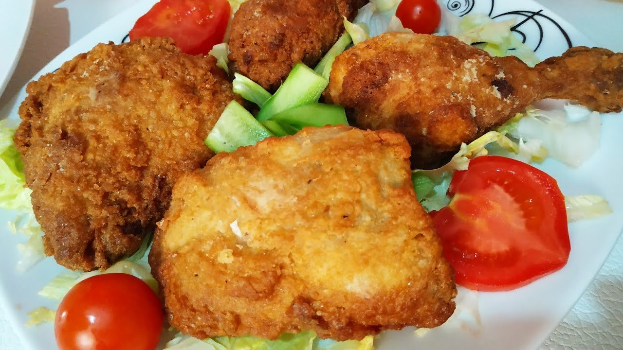 طبخات دجاج