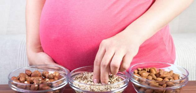 عناية الحامل بجسمها