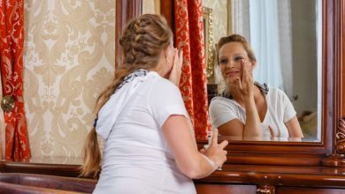 صورة كيفية عناية الحامل بجسمها وبشرتها أثناء فترة الحمل