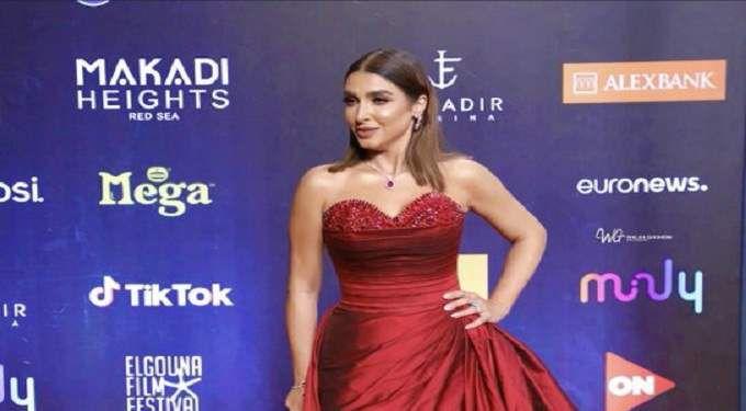 فستان روجينا