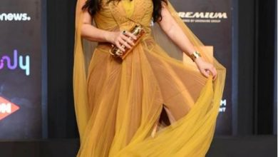صورة فستان كندة علوش في افتتاح مهرجان الجونة السينمائي 2020