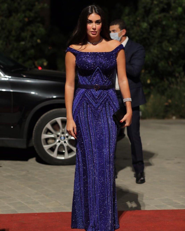 فستان ياسمين صبري 1