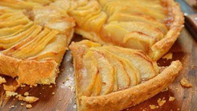 صورة أفضل و أسهل طريقة عمل تارت التفاح