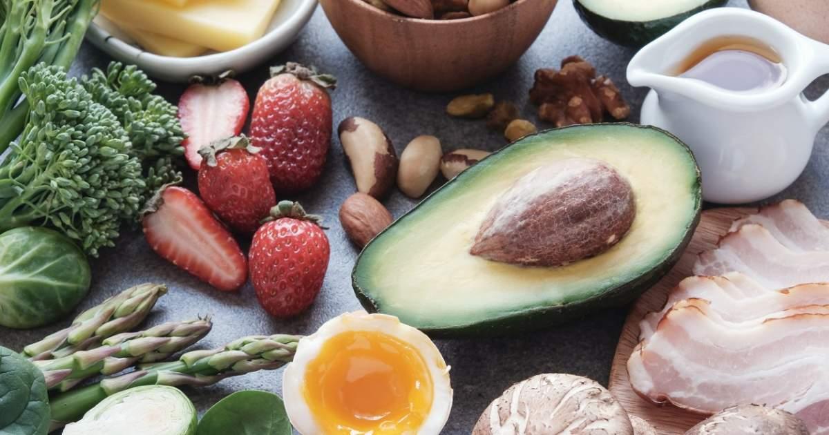 الحميات الغذائيه الكيتو