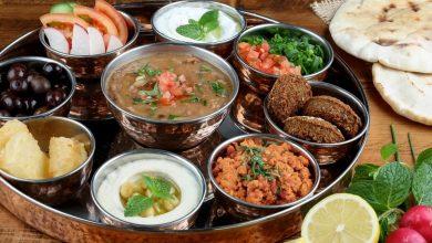 صورة أشهر أكلات شعبية مصرية