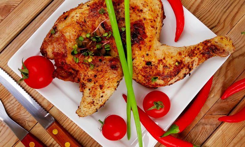 أفضل طريقة عمل الدجاج المشوي